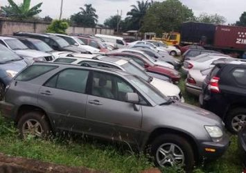 Custom Auction Vehicles In Nigeria 11