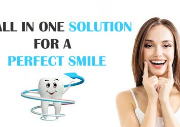 ALL IN ONE SOLUTION FOR A PERFECT SMILE 10