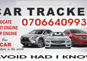 Car Tracker 8