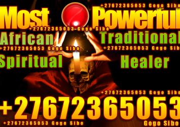 African Traditional Spiritual Healer 6