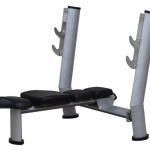 COMMERCIAL OLYMPIC FLAT WEIGHT LIFTING BENCH 4
