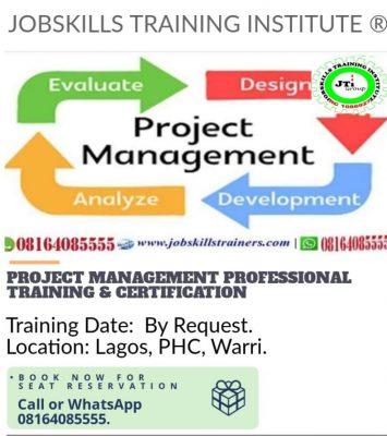 PROJECT MANAGEMENT PROFESSIONAL TRAINING (PMP) 3