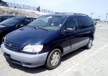 Toyota sienna 2002 6