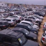 Custom auction cars in Nigeria 1
