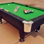 SNOOKER POOL TABLE (7 FEET) 2